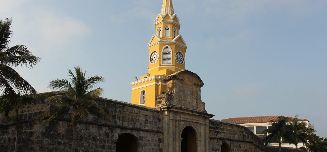 Tour de l'horloge, colombie incontournable