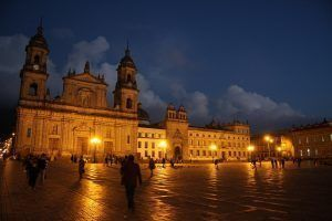 Bogota Plaza Bolívar