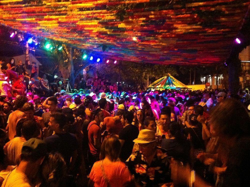 soirée carnaval barranquilla