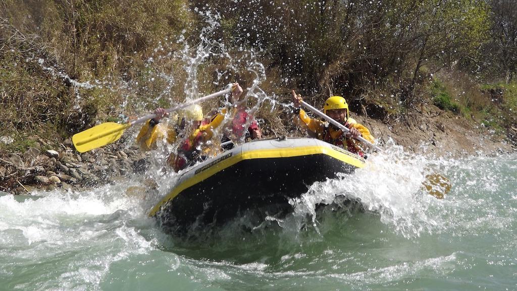 Rafting, San Gil, Colombie